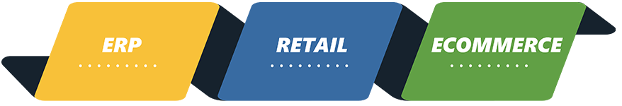 ERP, Retail and eCommerce solutions designers and developers