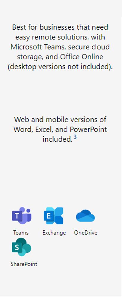 Microsoft 365 Business Basic Plan